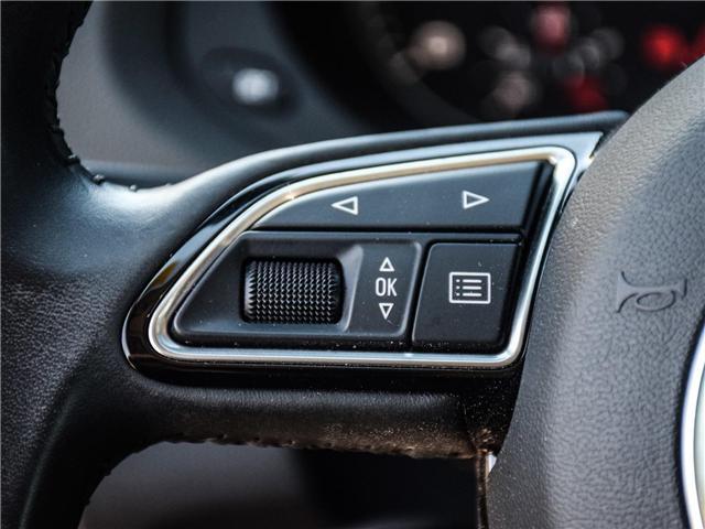 2016 Audi Q3 2.0T Technik (Stk: U0719) in Calgary - Image 19 of 26