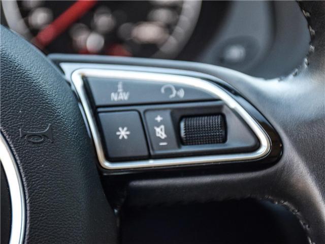 2016 Audi Q3 2.0T Technik (Stk: U0719) in Calgary - Image 20 of 26