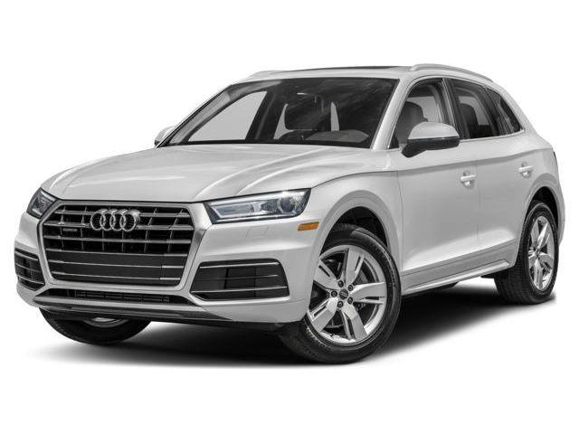 2019 Audi Q5 45 Technik (Stk: N5040) in Calgary - Image 1 of 9
