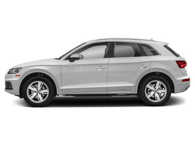 2019 Audi Q5 45 Technik (Stk: N5040) in Calgary - Image 2 of 9