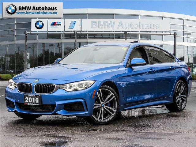 2016 BMW 435i xDrive Gran Coupe (Stk: P8727) in Thornhill - Image 1 of 28