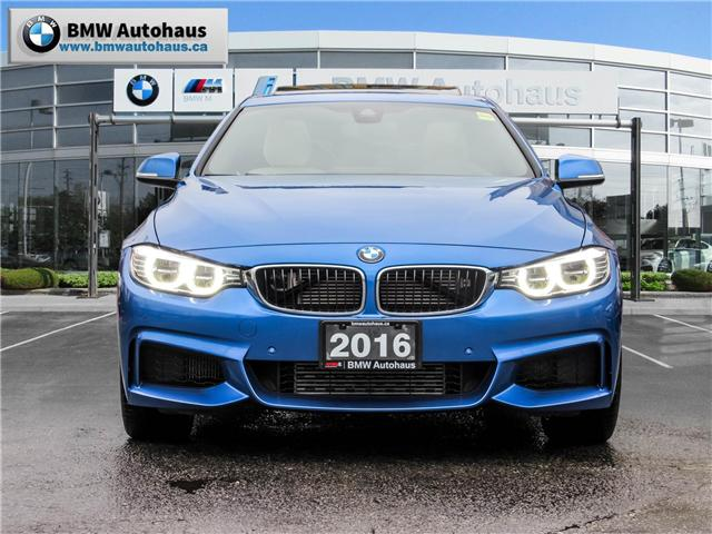 2016 BMW 435i xDrive Gran Coupe (Stk: P8727) in Thornhill - Image 2 of 28