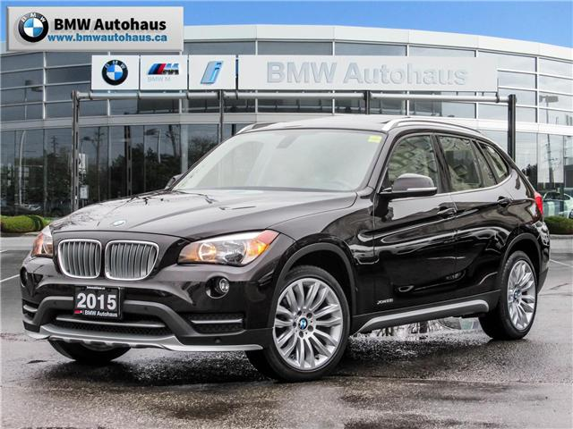 2015 BMW X1 xDrive28i (Stk: P8729) in Thornhill - Image 1 of 25