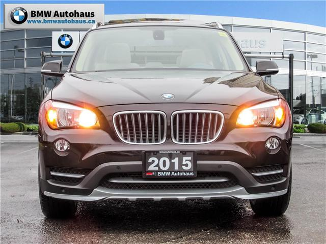 2015 BMW X1 xDrive28i (Stk: P8729) in Thornhill - Image 2 of 25