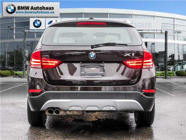 2015 BMW X1 xDrive28i (Stk: P8729) in Thornhill - Image 3 of 25
