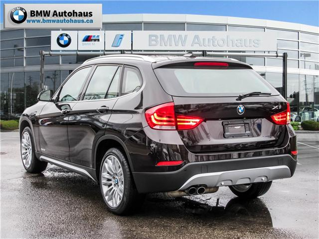 2015 BMW X1 xDrive28i (Stk: P8729) in Thornhill - Image 4 of 25