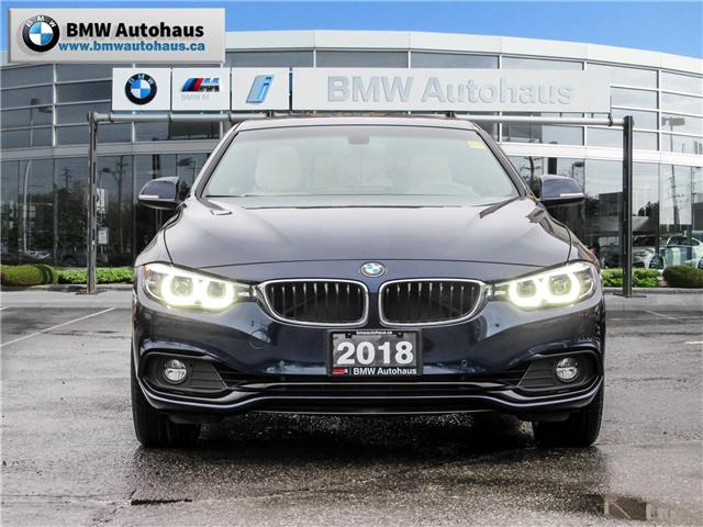 2018 BMW 430i xDrive Gran Coupe  (Stk: P8731) in Thornhill - Image 2 of 28