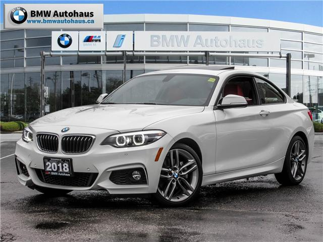 2018 BMW 230i xDrive (Stk: P8732) in Thornhill - Image 1 of 25