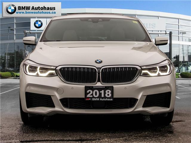2018 BMW 640i xDrive Gran Turismo (Stk: P8741) in Thornhill - Image 2 of 29