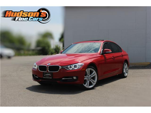 2014 BMW 328i xDrive (Stk: 82102) in Toronto - Image 1 of 20