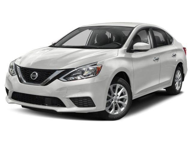 2019 Nissan Sentra 1.8 SV (Stk: U155) in Ajax - Image 1 of 9