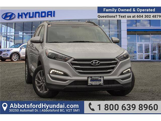 2018 Hyundai Tucson SE 2.0L (Stk: AH8789) in Abbotsford - Image 1 of 26