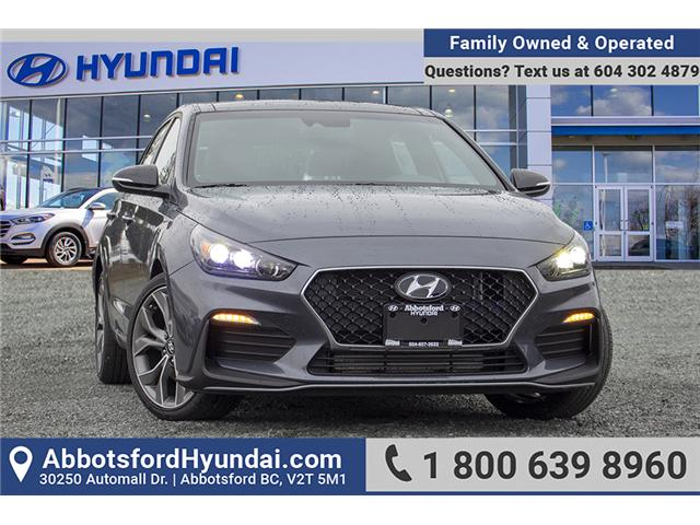 2019 Hyundai Elantra GT N Line Ultimate (Stk: KE090117) in Abbotsford - Image 1 of 30