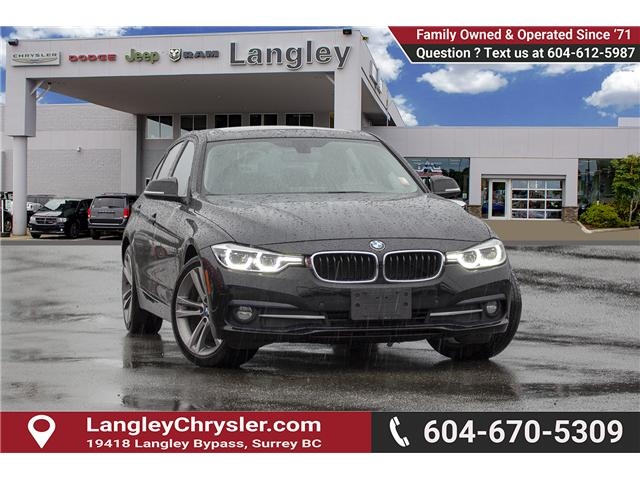 2016 BMW 320i xDrive (Stk: EE899390A) in Surrey - Image 1 of 28