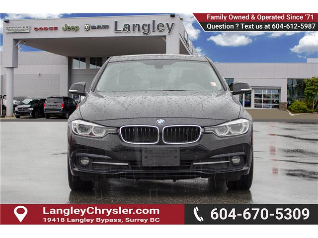 2016 BMW 320i xDrive (Stk: EE899390A) in Surrey - Image 2 of 28