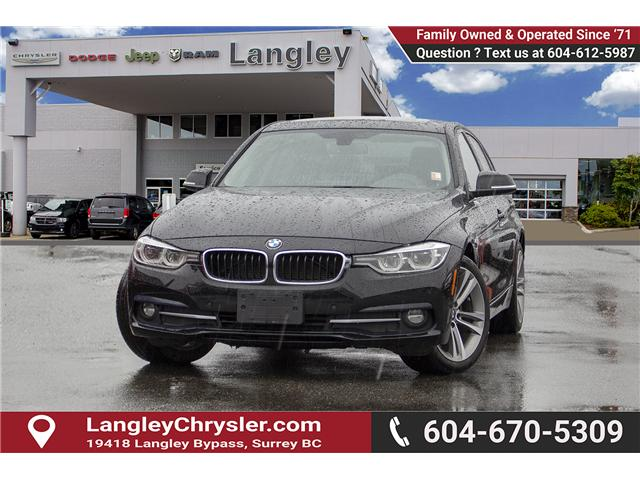 2016 BMW 320i xDrive (Stk: EE899390A) in Surrey - Image 3 of 28