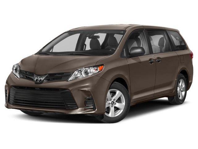 2018 Toyota Sienna XLE 7-Passenger (Stk: 186038) in Burlington - Image 1 of 9