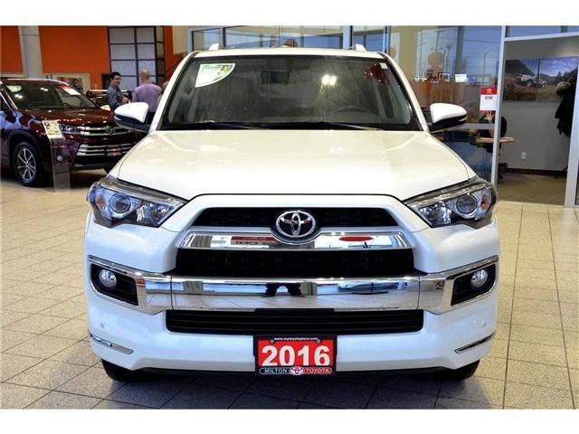 2016 Toyota 4Runner SR5 (Stk: 306759) in Milton - Image 2 of 42