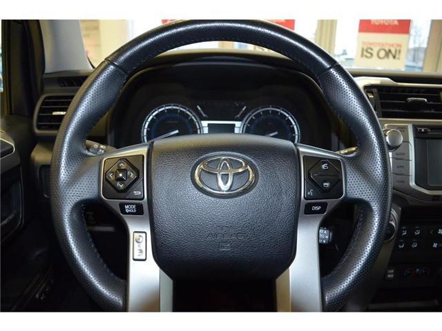 2016 Toyota 4Runner SR5 (Stk: 306759) in Milton - Image 19 of 42