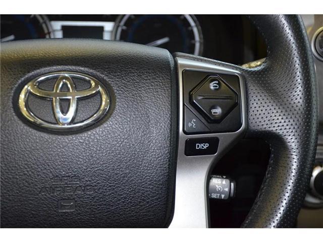 2016 Toyota 4Runner SR5 (Stk: 306759) in Milton - Image 21 of 42