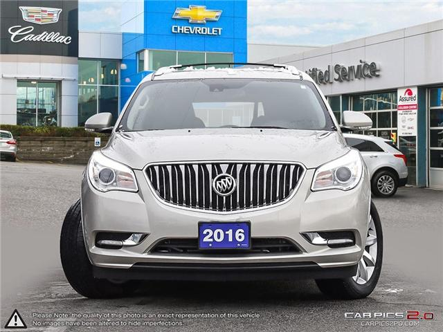 2016 Buick Enclave Premium (Stk: R12131) in Toronto - Image 2 of 27