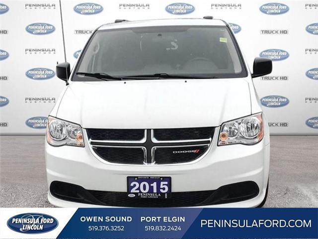 2015 Dodge Grand Caravan SE/SXT (Stk: 1638A) in Owen Sound - Image 2 of 23