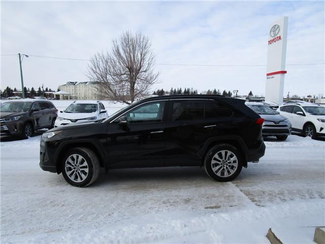 2019 Toyota RAV4 Limited (Stk: 199046) in Moose Jaw - Image 2 of 23