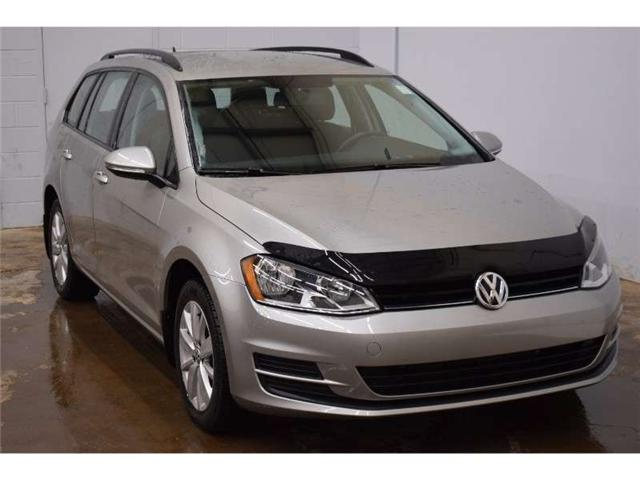 2017 Volkswagen Golf Sportwagen Trendline - BACKUP CAM * HEATED SEATS * LEATHER (Stk: B3014) in Cornwall - Image 2 of 30