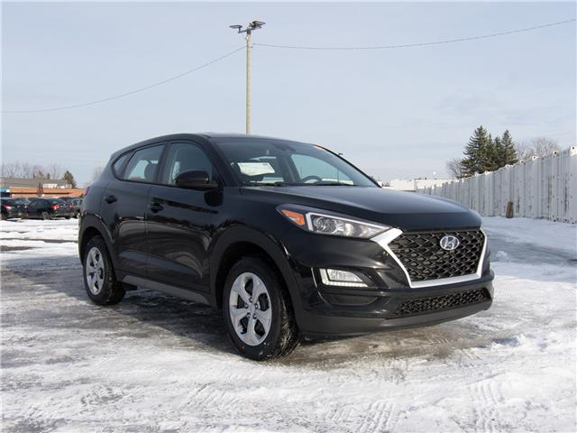 2019 Hyundai Tucson Essential w/Safety Package (Stk: R95443) in Ottawa - Image 1 of 9