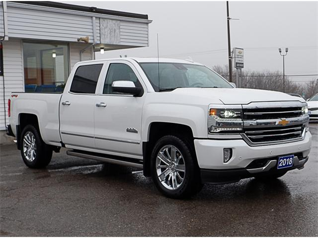 2018 Chevrolet Silverado 1500 High Country (Stk: 19226A) in Peterborough - Image 10 of 19