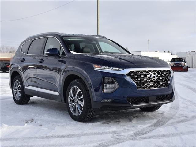 2019 Hyundai Santa Fe Preferred 2.4 (Stk: R95499) in Ottawa - Image 1 of 9
