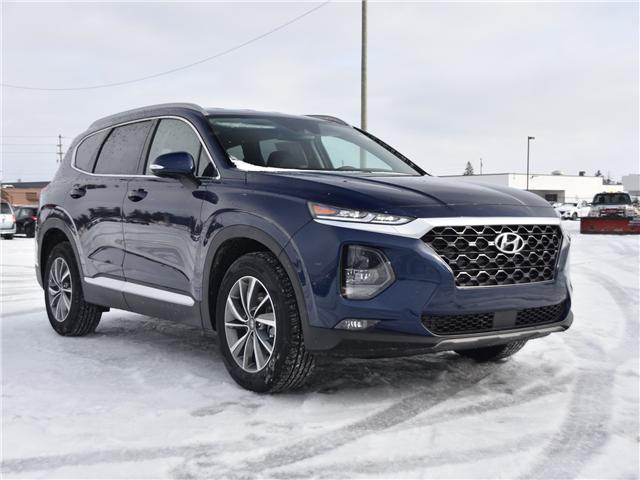 2019 Hyundai Santa Fe Preferred 2.0 (Stk: R95219) in Ottawa - Image 1 of 9