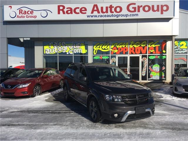 2018 Dodge Journey Crossroad (Stk: 16360) in Dartmouth - Image 1 of 22