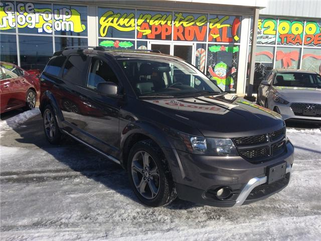 2018 Dodge Journey Crossroad (Stk: 16360) in Dartmouth - Image 2 of 22