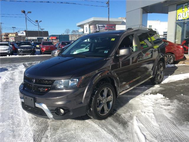 2018 Dodge Journey Crossroad (Stk: 16360) in Dartmouth - Image 4 of 22