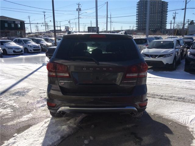 2018 Dodge Journey Crossroad (Stk: 16360) in Dartmouth - Image 7 of 22
