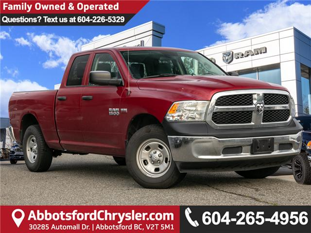 2014 RAM 1500 ST (Stk: AA0182A) in Abbotsford - Image 1 of 25
