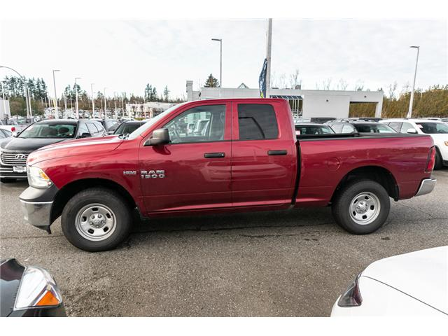 2014 RAM 1500 ST (Stk: AA0182A) in Abbotsford - Image 4 of 25