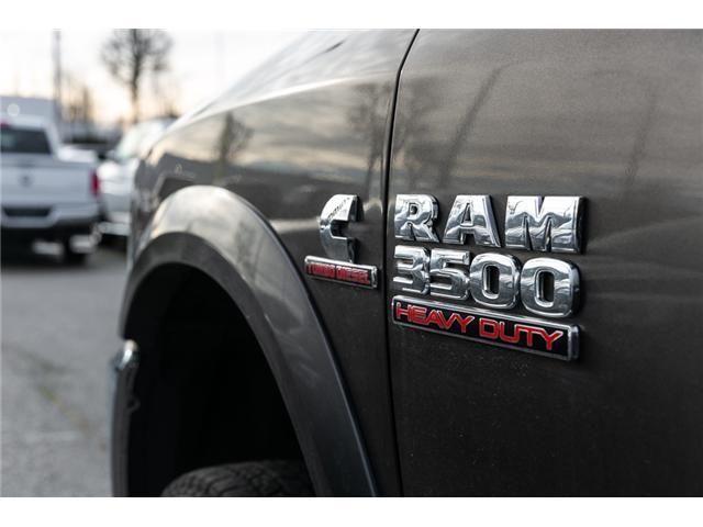 2017 RAM 3500 Laramie (Stk: J321749A) in Abbotsford - Image 13 of 26