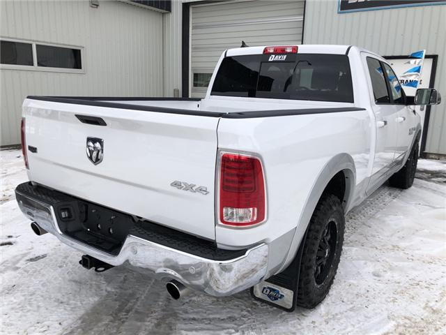 2018 RAM 1500 Laramie (Stk: 13850) in Fort Macleod - Image 4 of 19