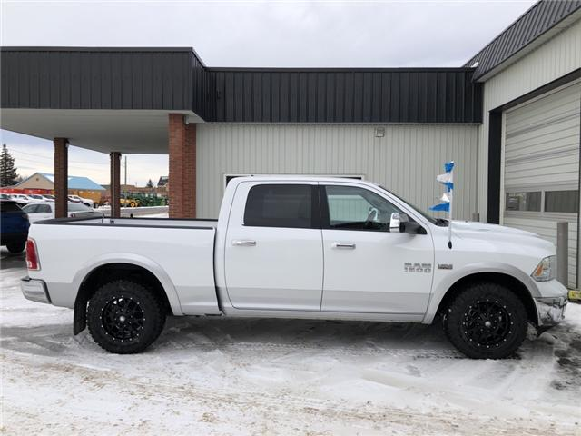 2018 RAM 1500 Laramie (Stk: 13850) in Fort Macleod - Image 5 of 19