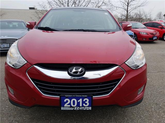 2013 Hyundai Tucson Limited (Stk: p39064a) in Mississauga - Image 2 of 18