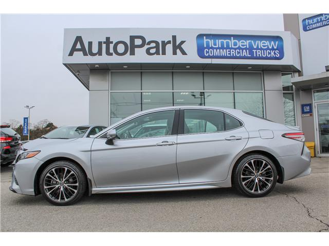 2018 Toyota Camry SE (Stk: 18-043765) in Mississauga - Image 3 of 27
