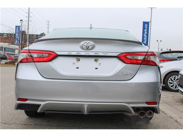 2018 Toyota Camry SE (Stk: 18-043765) in Mississauga - Image 6 of 27