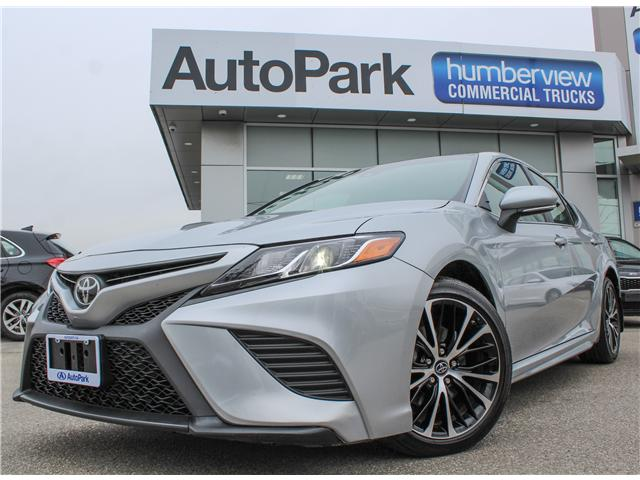 2018 Toyota Camry SE (Stk: 18-043765) in Mississauga - Image 1 of 27