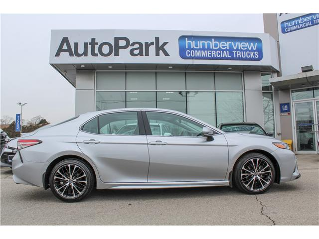 2018 Toyota Camry SE (Stk: 18-043765) in Mississauga - Image 4 of 27