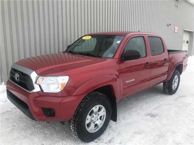 2015 Toyota Tacoma V6 (Stk: X4595A) in Charlottetown - Image 1 of 19