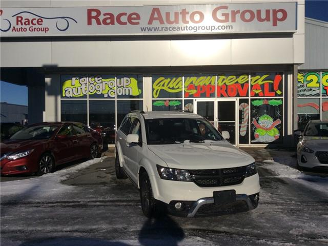 2018 Dodge Journey Crossroad (Stk: 16361) in Dartmouth - Image 1 of 23