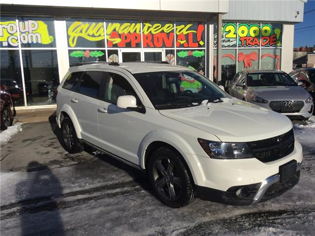 2018 Dodge Journey Crossroad (Stk: 16361) in Dartmouth - Image 2 of 23