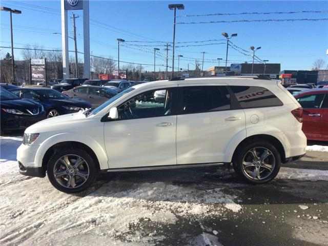 2018 Dodge Journey Crossroad (Stk: 16361) in Dartmouth - Image 4 of 23